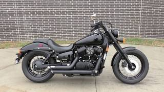 7. 500111   2015 Honda Shadow Phantom   VT750C2B
