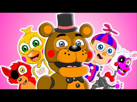 Five Nights At Freddy's World The Musical