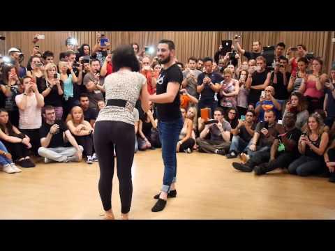 Daniel & Desiree 2015-01-24 - PARIS BACHATA FESTIVAL