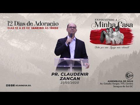Pr. Claudenir Zancan - A casa que Jesus ama