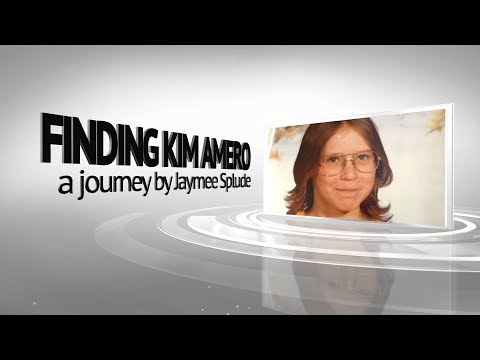Finding Kim Amero - Chapter One