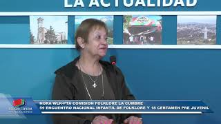 PALABRAS DE LA DIRECTORA DEL LOURDES: DIA DE LA DIVERSIDAD CULTURAL, ACTO EN LA CUMBRE