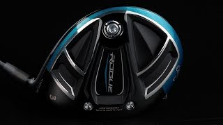 I fairway wood Callaway Rogue, i primi con tecnologia Jailbreak