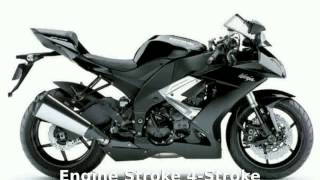 5. 2009 Kawasaki Ninja ZX-10R Walkaround and Specs