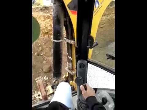 retro excavadora - El diego y el pablo;
