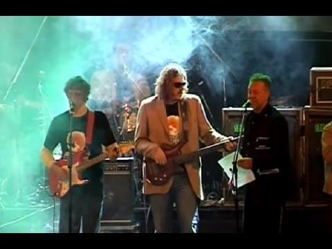 Luis Alberto Spinetta video 8 de Octubre - Estadio Obras junto a R. Mollo, Gieco, Los Tipitos