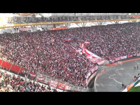 Estudiantes de La Plata (1) Atlético de Madrid (0) - Los Leales - Estudiantes de La Plata
