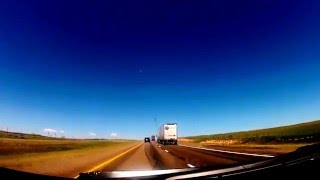 Laramie (WY) United States  city pictures gallery : Driving from Cheyenne to Laramie, Wyoming on I80