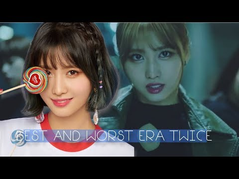 Best and worst era of each member of twice ( me & my cousin opinions )