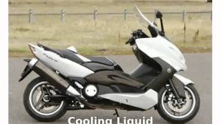 8. 2010 Yamaha TMAX Base  Top Speed Info