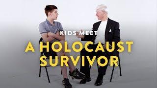 Video Kids Meet a Holocaust Survivor | Kids Meet | HiHo Kids MP3, 3GP, MP4, WEBM, AVI, FLV Oktober 2018