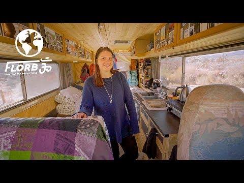 Choosing Spacious Self-Build RV over San Fransico Lifestyle