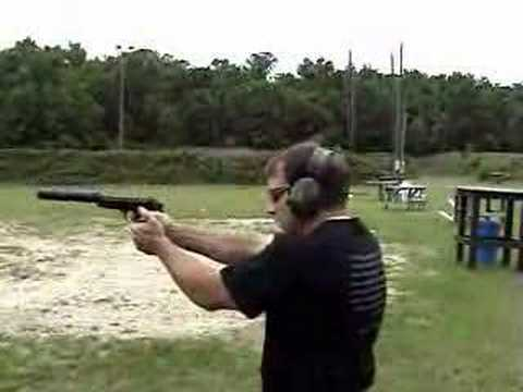 9mm Pistol Silencer