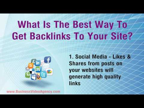 Backlinks Definition - Getting Backlinks and Why They Are Important