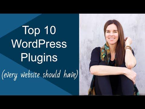 Top 10 WordPress Plugins (2013) Every Website Should Have