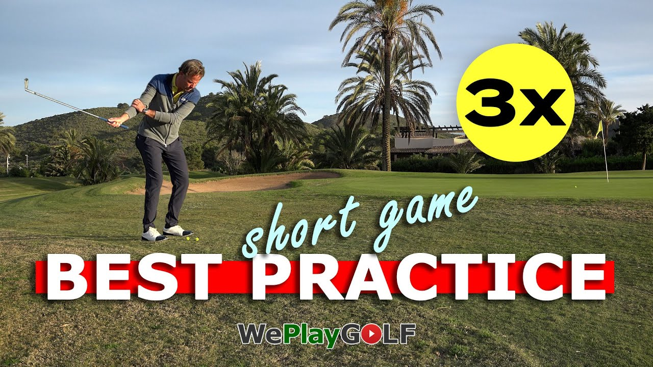 BEST 3 SHORT GAME EXERCISES