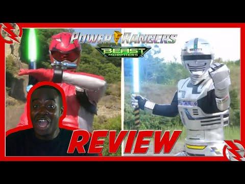 "Power Rangers Beast Morphers Season 2 EP 10 REVIEW!! - ""Intruder Alert"" | WHO'S HE!"