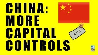 Capital Controls Hit China! One Step Closer to a CASHLESS SOCIETY!