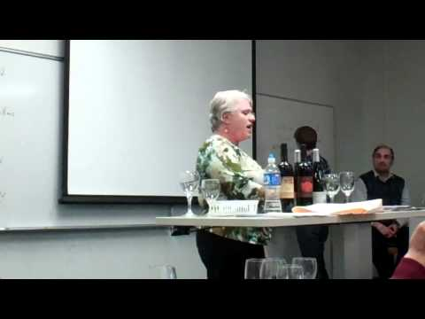 Wine Tasting with Paula Woolsey, National Sales Manager for Arizona Stronghold Vineyards
