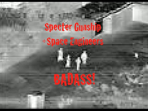 A Space Engineers version of the...