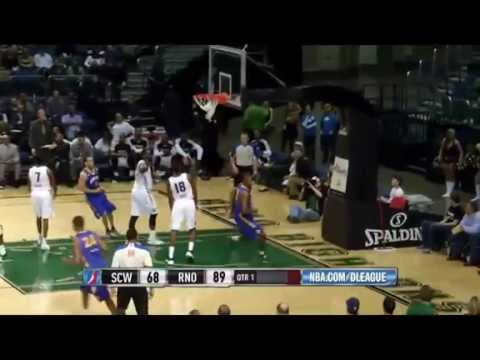 NBDL 2013-14 Orion Outerbridge Highlights