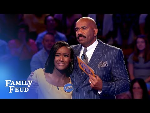 This Fast Money will make you cry... | Family Feud