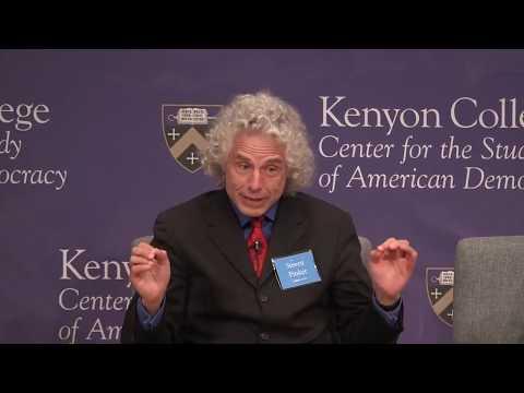 Steven Pinker Defends James Damore Against Dishonest Slanderer