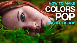 How to Make Colors POP