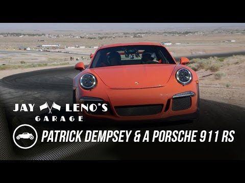 Patrick Dempsey and Jay Leno Hit The Track in a Porsche 911 RS  Jay Lenos Garage
