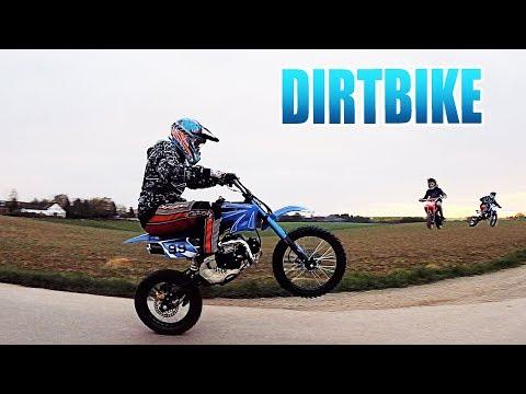 DIE COOLSTEN MOTOCROSS BIKES FÜR KINDER? Dirtbike Motorräder Unboxing - Test Review [Deutsch/German]