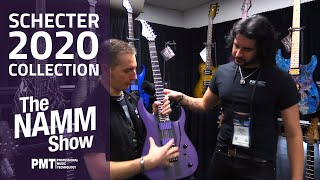 New Schecter 2020 Guitars - Schecter Banshee GT, Silver Mountain & more | NAMM 2020