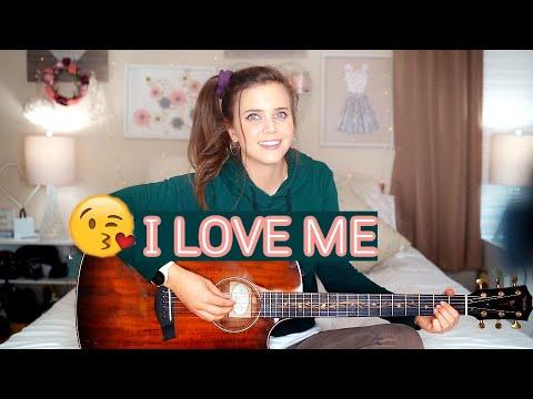 """Demi Lovato  """"I Love Me"""" Cover by Tiffany Alvord"""