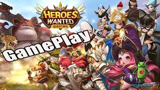 Nonton HEROES WANTED : Quest RPG (iOS/Android) Gameplay HD Film Subtitle Indonesia Streaming Movie Download