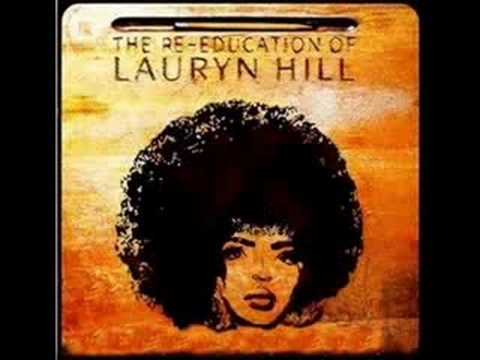 Ex-Factor Lauryn Hill (lyrics)
