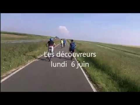 Chemin faisant en vélo : une vidéo proposée par les Découvreurs