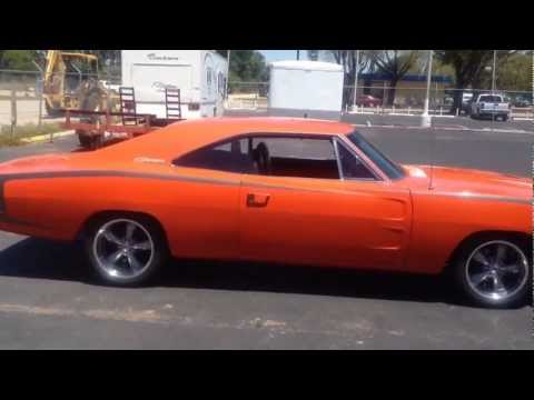 1969 Charger R/T with a 426 Hemi engine