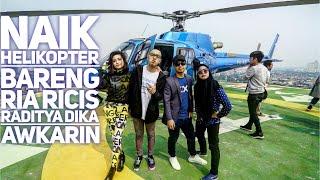 Video Naik Helikopter Bareng Ria Ricis, Raditya Dika, Awkarin #KemVlog MP3, 3GP, MP4, WEBM, AVI, FLV November 2018