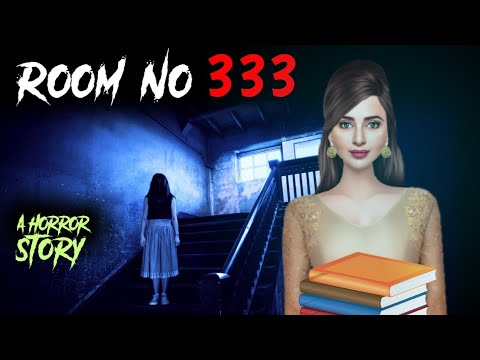 🔴 Room # 333   Haunted Classroom   Scary Animated Horror Story in Hindi   Khooni Monday Cartoon