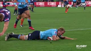Rebels v Waratahs Rd.17 2018 Super rugby video highlights| Super Rugby Video Highlights