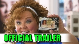 Identity Thief Official Trailer #2 - Jason Bateman&Melissa McCarthy