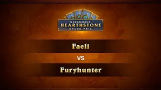 Faeli vs Furyhunter, game 1