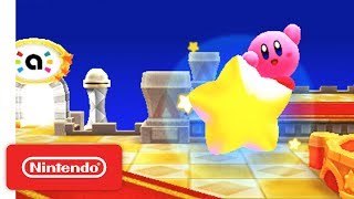 Kirby is ready for action in a whole different dimension—the third dimension! Have a blast inhaling foes and blowing them away in 3D environments across 25+ stages.Kirby's Blowout Blast is Available Now!  https://goo.gl/4BTxnQ#Nintendo3DS #KirbysBlowoutBlastSubscribe for more Nintendo fun! https://goo.gl/09xFdPVisit Nintendo.com for all the latest! http://www.nintendo.com/Like Nintendo on Facebook: http://www.facebook.com/NintendoFollow us on Twitter: http://twitter.com/NintendoAmericaFollow us on Instagram: http://instagram.com/NintendoFollow us on Pinterest: http://pinterest.com/NintendoFollow us on Google+: http://google.com/+Nintendo