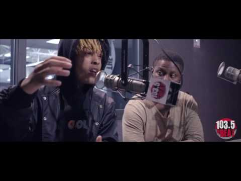 XXXTentacion stopped by 103.5 The Beat in Miami to talk with K. Foxx about his time in jail, career aspirations, lessons learned AND goes innnnnn on Drake ...