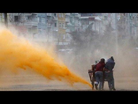 Τουρκία: Επεισόδια στο Ντιγιαρμπακίρ