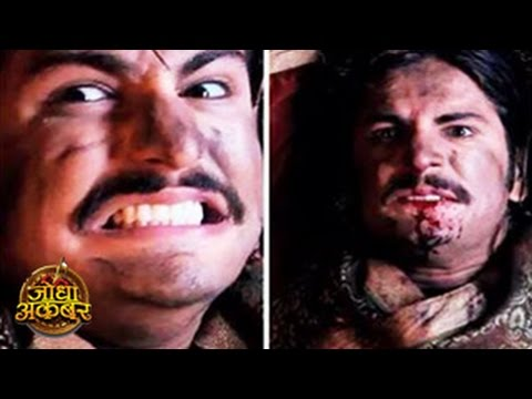 Akbar LOSES WAR & TORTURED in Zeetv Jodha Akbar 11th July 2014 FULL EPISODE HD