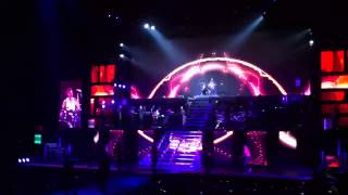 Download Lagu Justin Bieber AMAZING DRUM SOLO at Dublin O2 on Believe Tour 17th February 2013:) Mp3