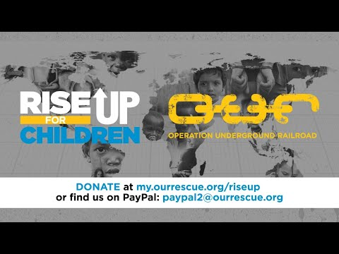 Rise UP for Children Benefit Concert for O.U.R.