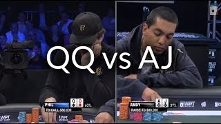 Best of WPT: Phil Hellmuth vs. Andy Seth