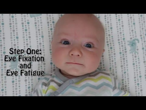 4 hypnotic tricks to get your baby to sleep