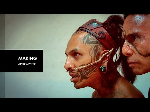 Mel Gibson - Making Apocalypto Documentary